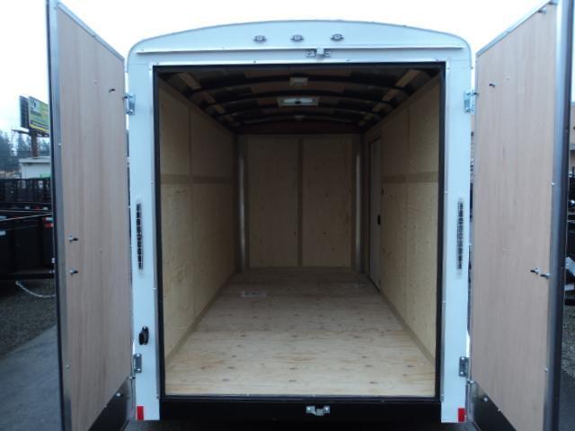 2019 Cargo Mate Blazer 6X12 7K Tandem Axle Cargo / Enclosed Trailer
