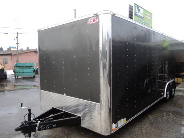 2018 Cargo Mate E-series 8.5x24 10K w/D-rings