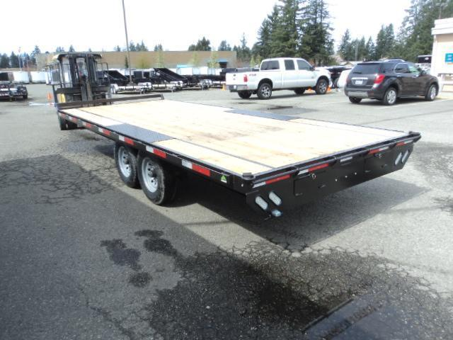 2019 Summit Denali Pro 8.5x20 14K Deckover Equipment Trailer