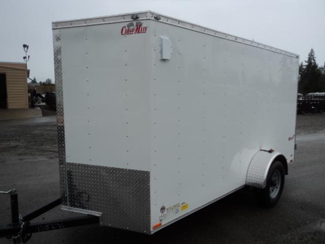 2020 Cargo Mate E-series 6x12 Enclosed Cargo Trailer