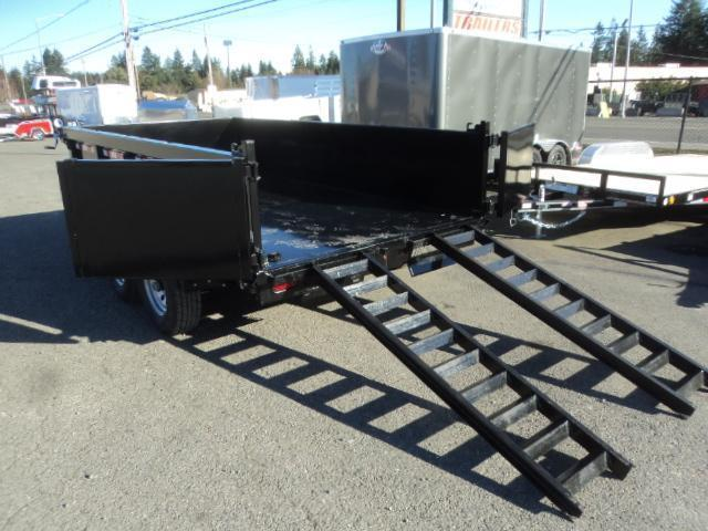 2019 X-On 6X12 10K Dump Trailer w/Tarp Kit/Ramps++