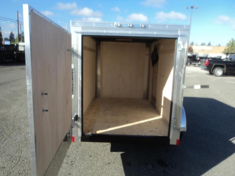 2020 Cargo Mate Challenger 5x8 Enclosed Cargo Trailer