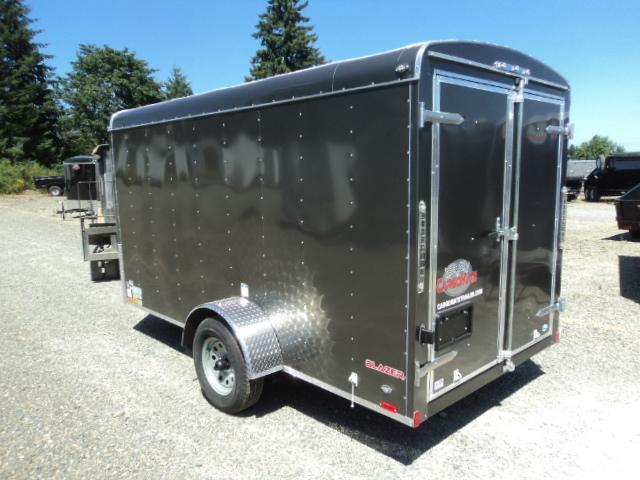 2020 Cargo Mate Blazer 6X12 Enclosed Cargo Trailer