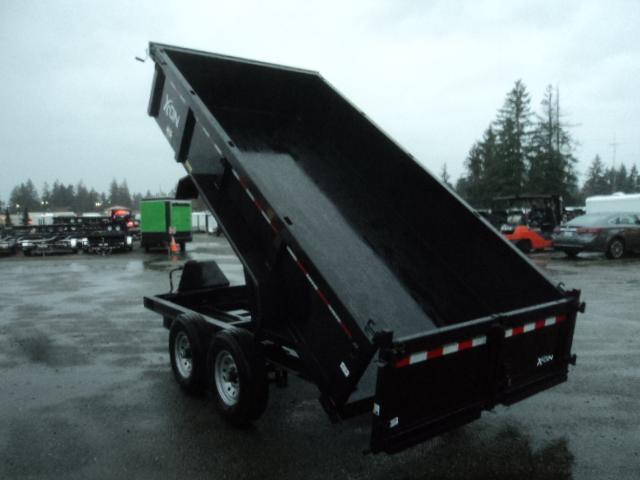 2019 X-On 7x12 10K Dump Trailer w/Tarp Kit/Ramps++