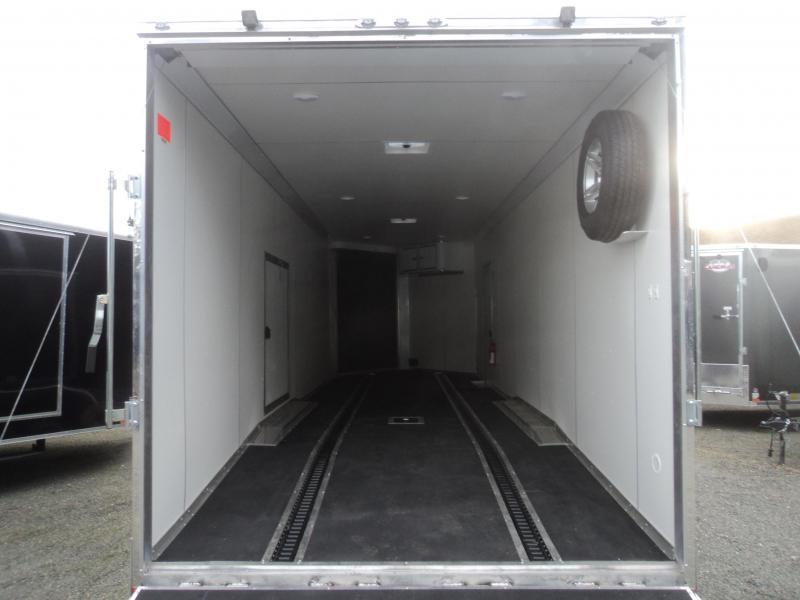 2018 Cargo Mate RLA8526TA3 Enclosed Cargo Trailer
