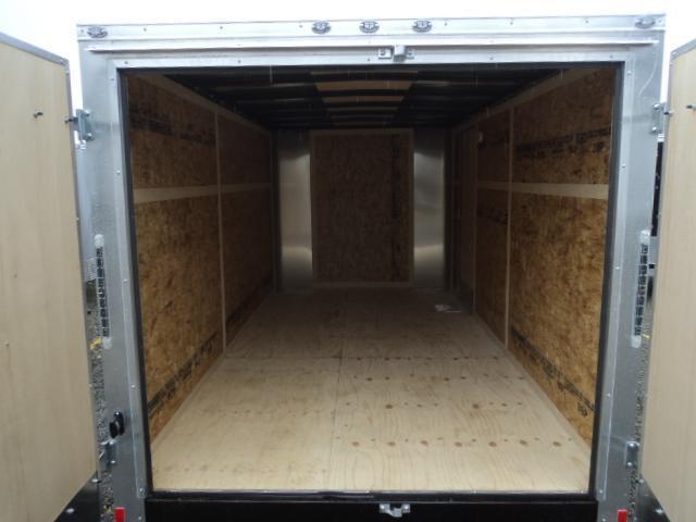 2018- Cargo Mate Challenger 7X16 7K w/Rear Cargo Doors