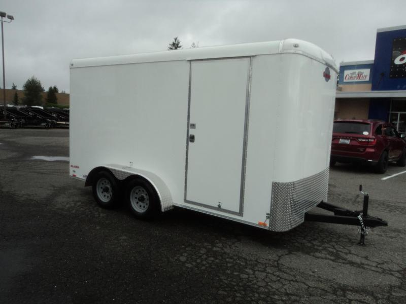 2020 Cargo Mate Blazer 7X12 7K with Cargo Doors