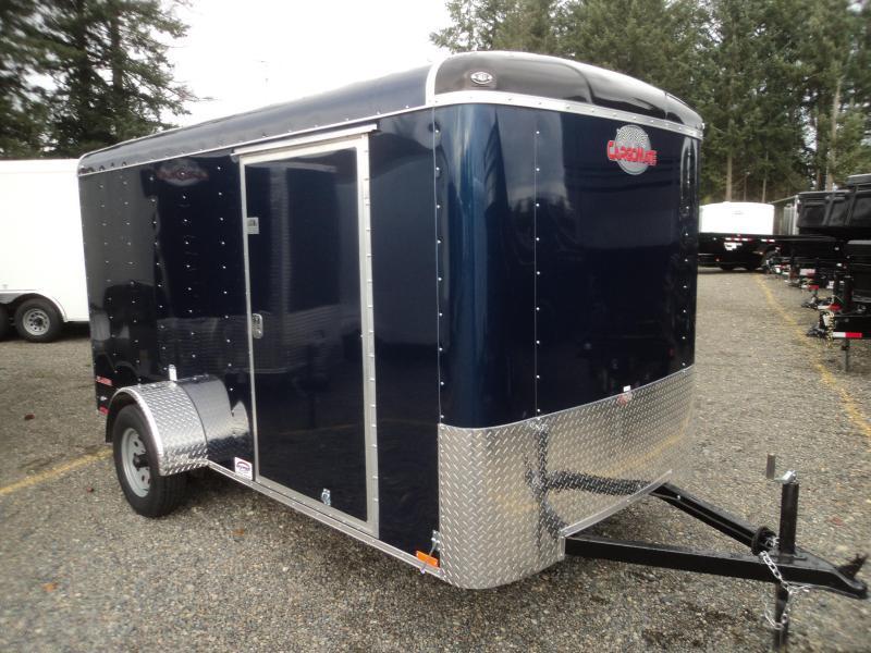 2019 Cargo Mate Blazer 6X12 w/Rear Cargo Doors