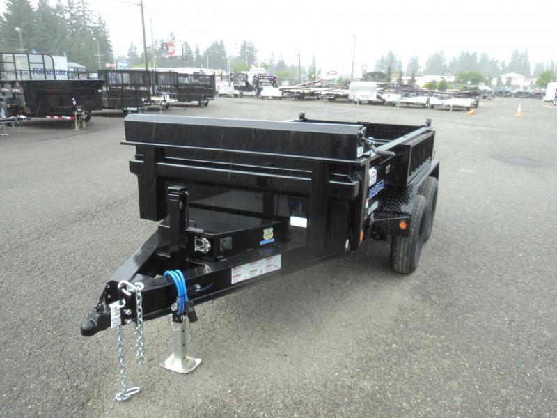 "2019 Load Trail 5X10 7K w/18"" Sides/Tarp Kit/Rapid Charger/Ramps"