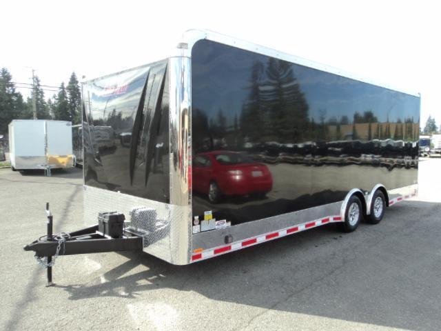 2017 Cargo Mate Eliminator 8.5x24 10k Enclosed Cargo Trailer