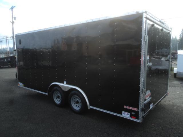 2020 Cargo Mate E-series 8.5x18 7K w/Extended Tongue/Ceiling liner