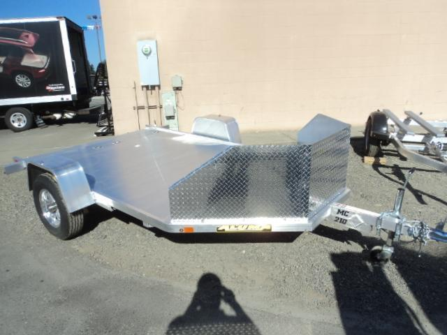 2020 Aluma MC210 Motorcycle Trailer