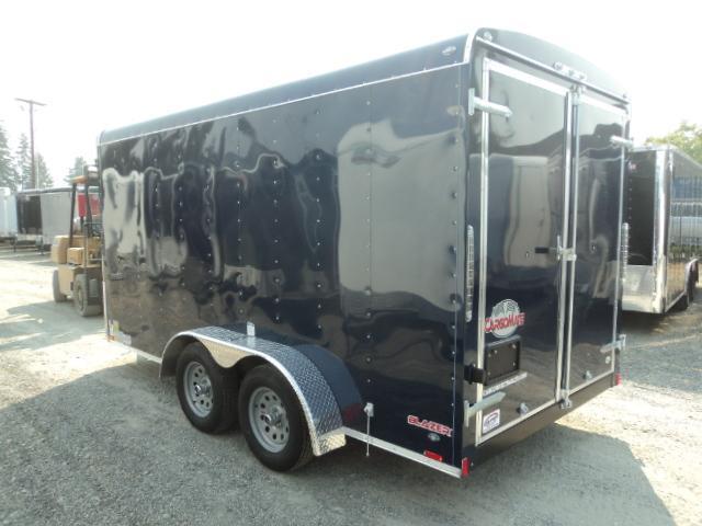 2018 Cargo Mate Blazer 7x14 7K w/Rear Cargo Door