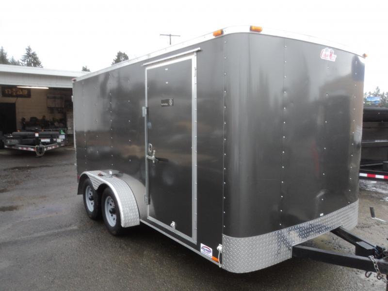 2016 Cargo Mate 7X14 7k Enclosed Cargo Trailer