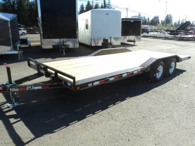 2019 PJ Trailers 8.5X20 10K Channel Buggy Hauler