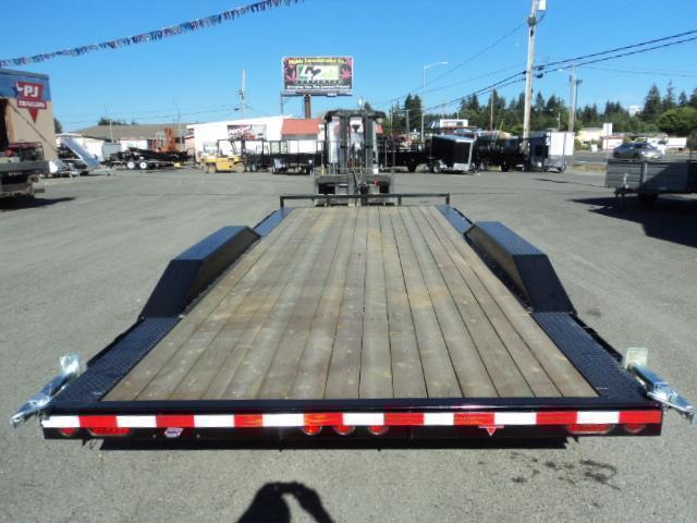 2020 PJ Trailers 8.5X20 10K Channel Buggy Hauler