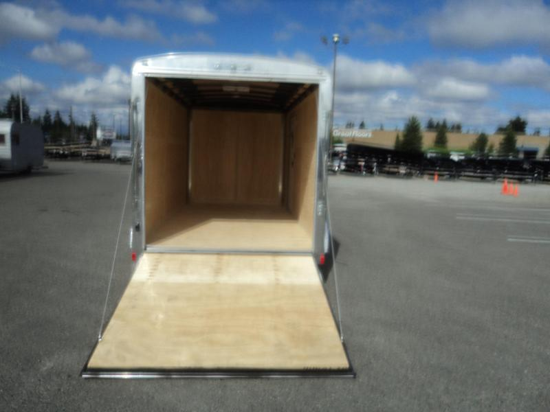 2018 Cargo Mate Blazer 7X14 7K w/Rear Ramp Door And Appearance Package