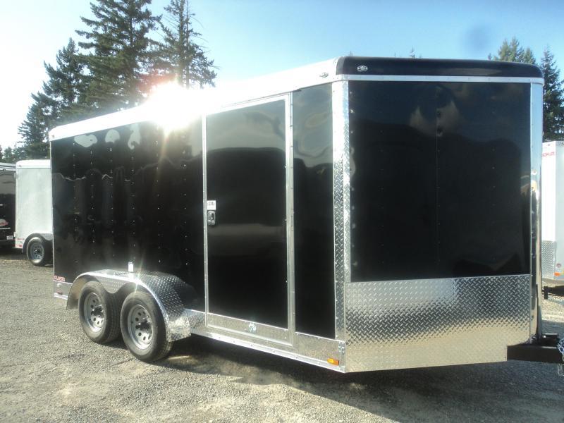 2020 Cargo Mate Blazer 7x14 7K w/3ft Wedge Front+++