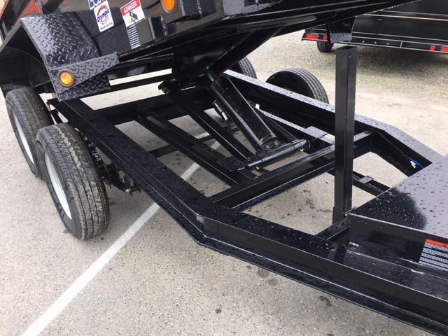 "2018 Load Trail 5X10 7K w/18"" Sides/Tarp Kit/Rapid Charger/Ramps"
