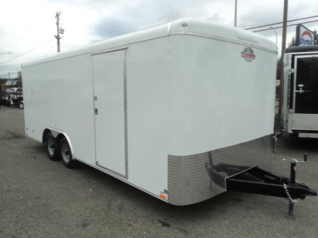 2020 Cargo Mate Blazer 8.5x24 10K w/5K Tie Downs/Ramp Door