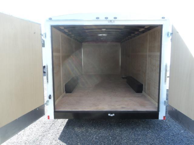 2020 Cargo Mate Blazer 8.5X20 7K w/Cargo Doors/Aluminum Wheels