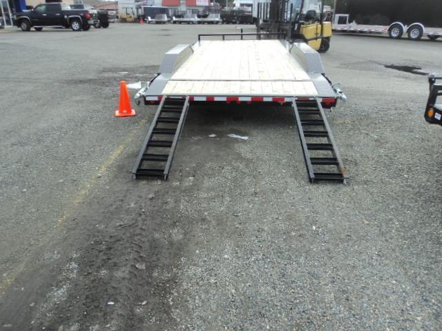 2020 PJ Trailers 8.5X20 10K Channel Buggy Hauler Trailer