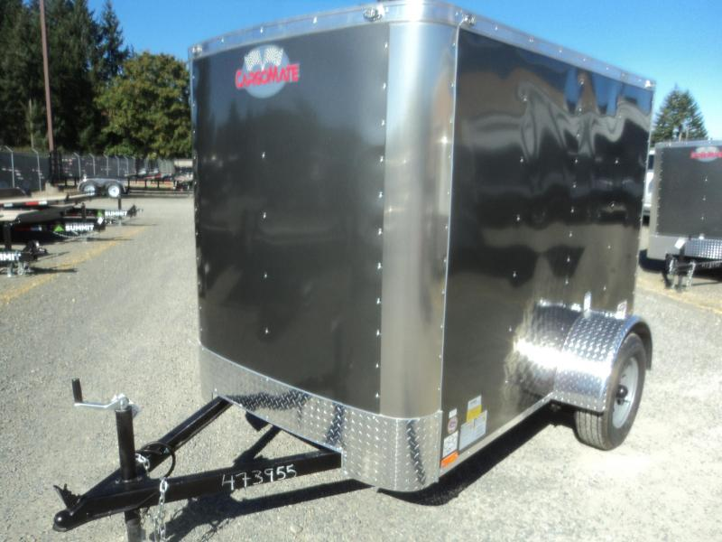 """2020 Cargo Mate Challenger 5x8 w/6"""" Extra Height"""