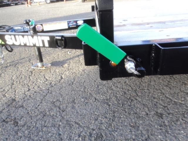 2019 Summit Alpine 7x16 7K Tilt Car / Racing Trailer