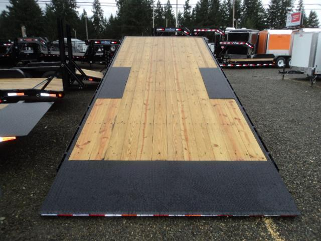 2020 PJ Trailers 8.5x22 16K Deckover Tilt