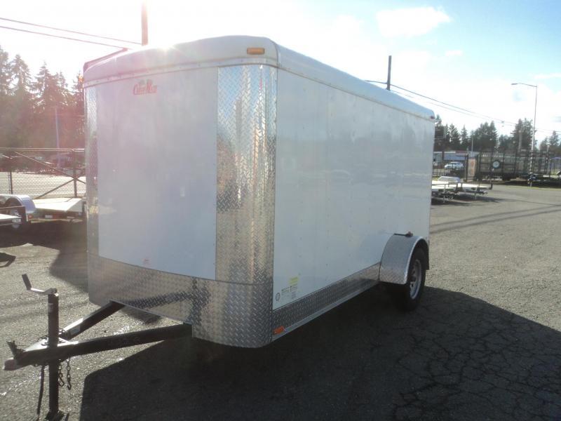2014 Cargo Mate Blazer 6x12 Enclosed Cargo Trailer