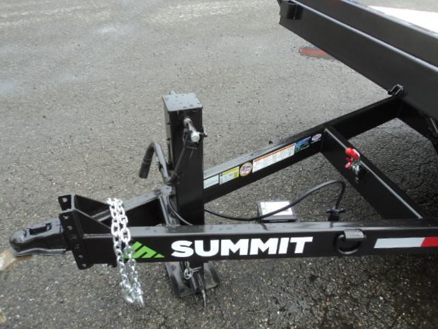 "2018 Summit Denali Pro 6"" 7x20 14K Tilt w/Removable Fenders"