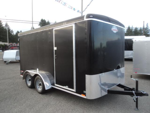 2019 Cargo Mate Blazer 6X12 7K w/Rear Ramp Door
