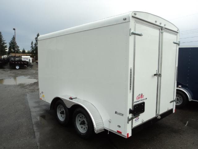 2018 Cargo Mate Blazer 7X12 7K with Cargo Doors