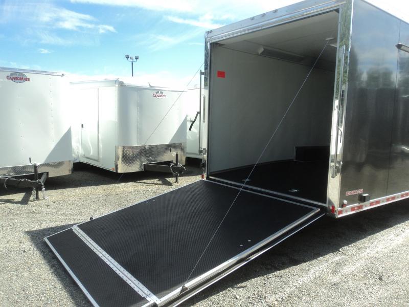 2020 Cargo Mate EL828TA4 Enclosed Cargo Trailer