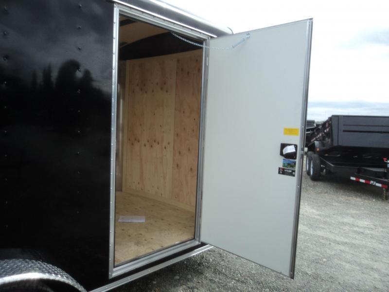 2020 Cargo Mate Blazer 7X12 7K With Rear Cargo Doors