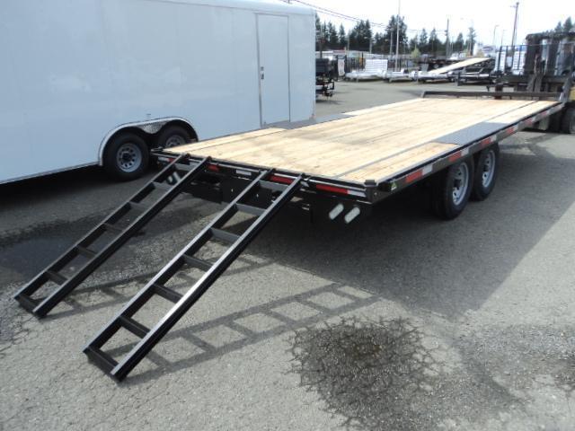 2019 Summit Denali Pro 8.5x20 14K Deckover Equipment Trailer