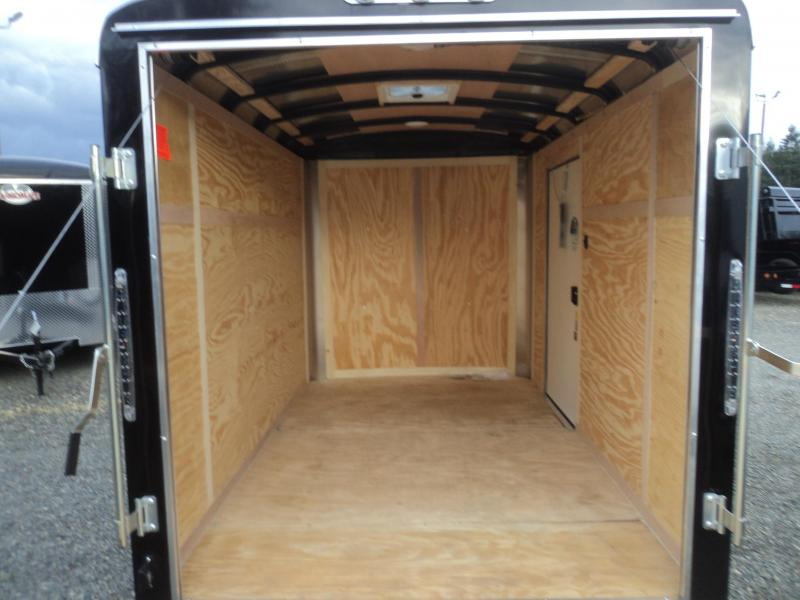 2018 Cargo Mate Blazer 6X10 w/Rear Ramp Door