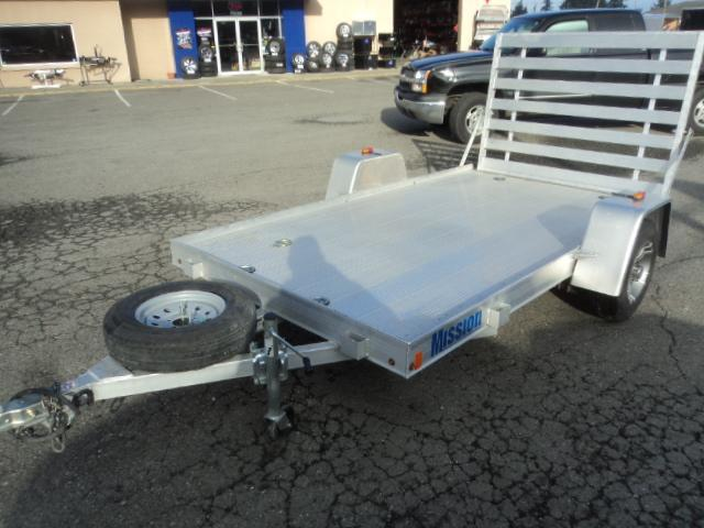 2015 Mission 6610 Utility Trailer