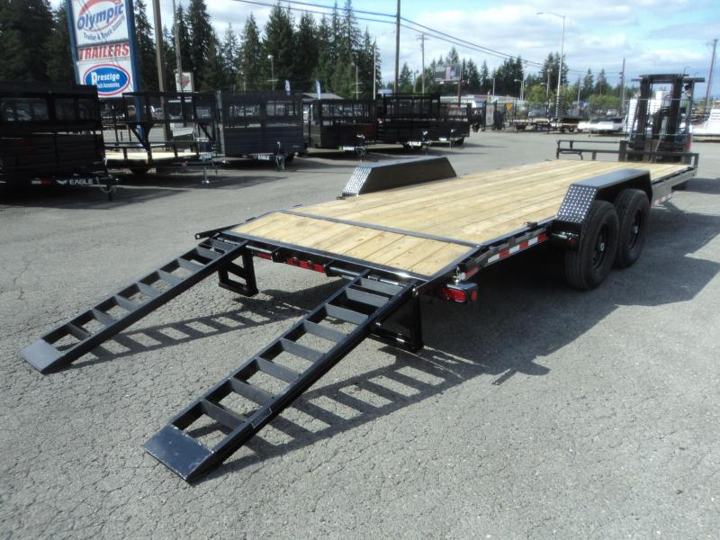 2018 Load Trail 7x22 14K GVW  Car Hauler