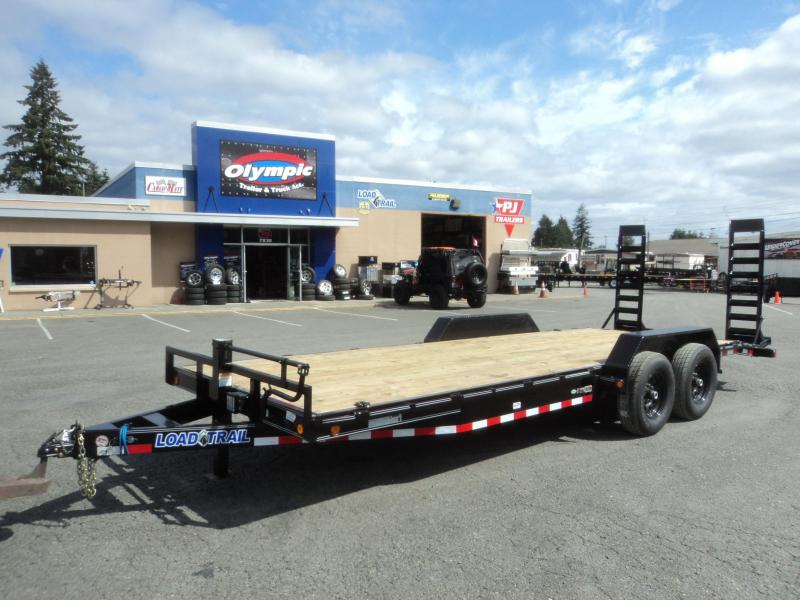2018 Load Trail 7x22 14K GVW  Car Hauler