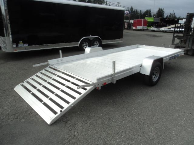 2019 Aluma 7814 Edge Series Utility Trailer