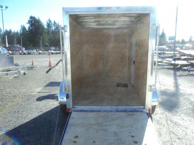 2020 Cargo Mate Aluminum 5x8 w/Extra Height/Ramp++
