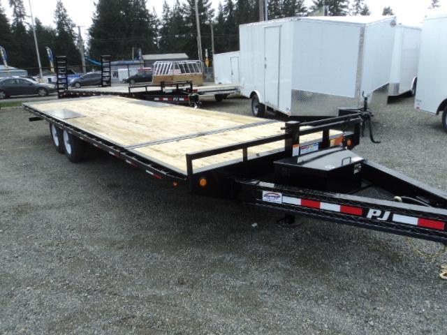 2020 PJ 8.5X26' 14K Deckover Tilt Trailer
