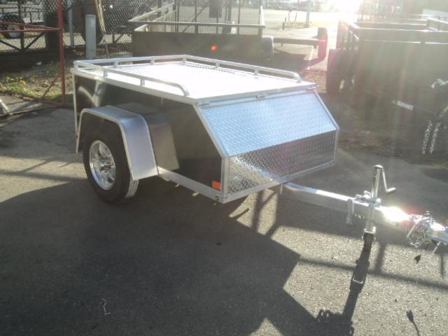 2018 Aluma AE46 Enclosed Cargo Trailer