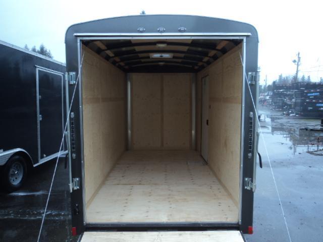 2019 Cargo Mate Blazer 6X12 w/Cargo Doors/Aluminum Wheel upgrade