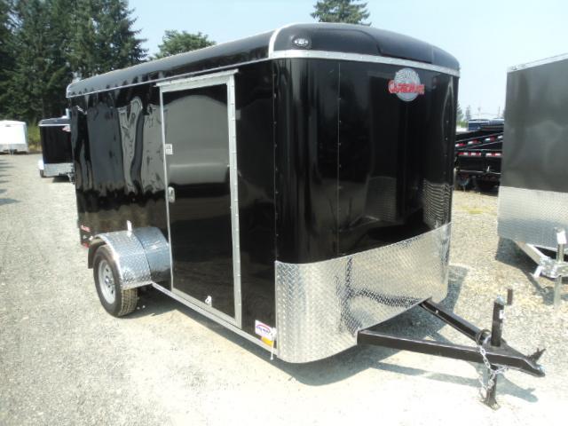 2019 Cargo Mate Blazer 6X12 w/Cargo Doors