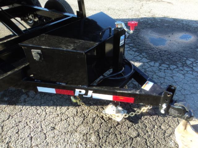 2020 PJ Trailers 5x10 10K With Tarp Kit Dump Trailer