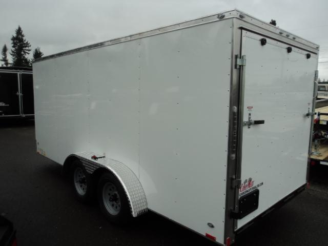 2020 Cargo Mate Challenger 7X14 7K W/Ramp/6 Inches Extra Height