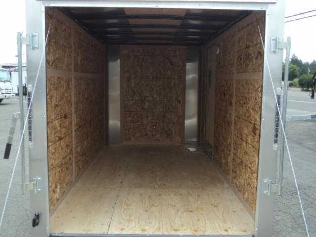 2019 Cargo Mate Challenger 6x12 Enclosed Cargo Trailer