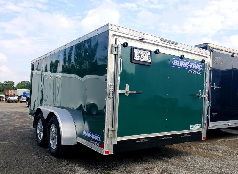 2017 Sure-Trac 7x14 Enclosed PRO SERIES Cargo Trailer [DEMO/USED]